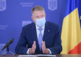 Iohannis: Nu intenţionez să redau serviciilor atribuţii în cazurile penale