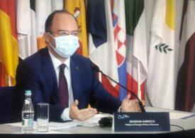 Aurescu a anunţat, la reuniunea miniştrilor de externe din NATO, intenţia României de a înfiinţa şi găzdui un Centru euro-atlantic în domeniul rezilienţei
