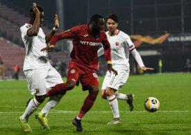CFR Cluj s-a calificat greu în turul doi preliminar al Ligii Campionilor