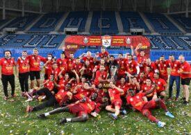 LPF a prezentat echipa sezonului din Liga 1: CFR Cluj are patru jucători, FCSB doar unul