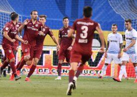 CFR Cluj câștigă titlul pe terenul Craiovei