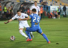 CFR Cluj a câștigat cu emoții în prima etapă a Ligii 1