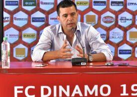 Cosmin Contra, la un pas de Dinamo - surse