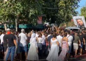 Înmormântare cu manele, jandarmi și amenzi, pentru interlopul Florin Mototolea, zis Emi Pian