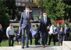 Costel Alexe acuză: USR şi PSD nu se atacă deloc. Ambele sunt concentrate cu lovituri murdare la adresa PNL