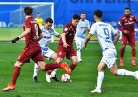 Decizie istorică luată de FRF: S-ar putea să avem prelungiri și penaltiuri la U Craiova - CFR Cluj