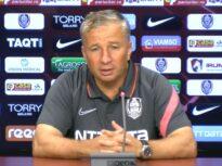 Ce a remarcat Dan Petrescu la adversara lui CFR Cluj din play-off-ul Europa League