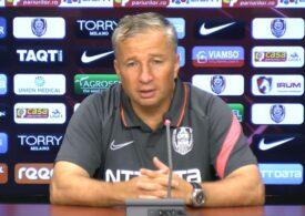 Dan Petrescu vine cu o veste bună pentru fanii lui CFR Cluj