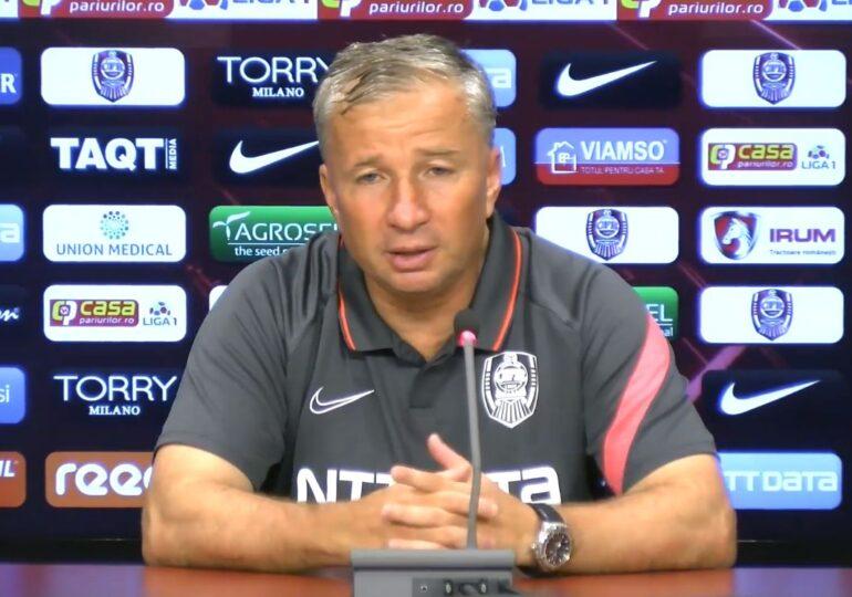Dan Petrescu face un anunț îngrijorător despre situația de la CFR Cluj