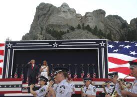 Trump își vrea chipul sculptat în Muntele Rushmore: Având în vedere câte am realizat, poate mai mult decât orice alt președinte, pare o idee bună