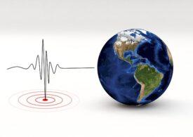 Cutremur în Vrancea în ultima zi a anului