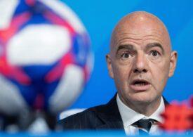 """Președintele FIFA spune că nu are """"nimic de ascuns"""". Ce acuze i se aduc lui Gianni Infantino"""
