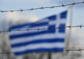 Grecia construiește un zid uriaș la frontiera cu Turcia: 5 metri de beton și sârmă ghimpată pe 30 de kilometri