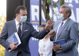Orban l-a certat pe Vela că stă doar cu ochii pe infractori: Să fiți cu altceva pe ei