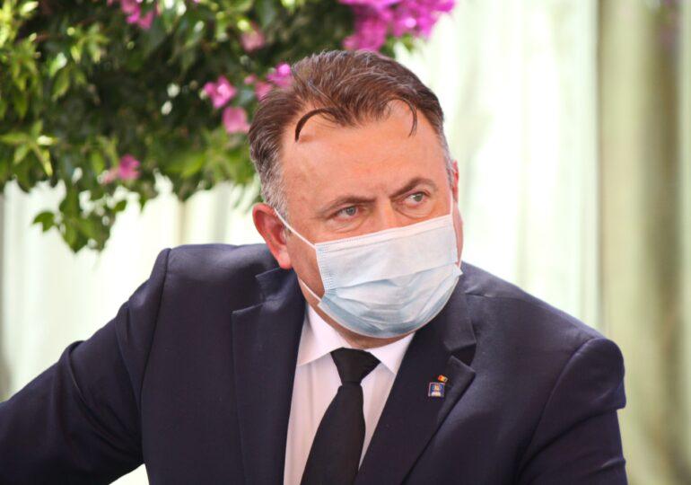 Nelu Tătaru îi propune lui Cîţu vaccinarea sau testarea obligatorie pentru unele categorii profesionale