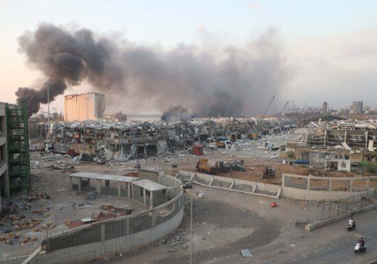 Ambasadorul României în Liban: Ne dăm seama de dimensiunea dezastrului după ce a trecut primul şoc. Pagubele, estimate la 5 miliarde de dolari