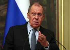 """Ministrul de Externe al Rusiei susţine că membrii Opoziţiei din Belarus care au părăsit ţara vor """"vărsare de sânge"""""""
