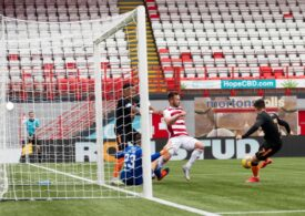 Ianis Hagi a marcat pentru Rangers (Video)