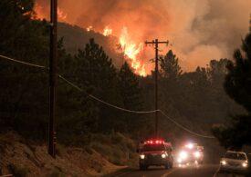 Incendiile fac ravagii în California: Mii de oameni au fost evacuaţi şi sute de case distruse (Video)