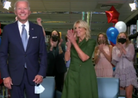 Joe Biden a fost oficial nominalizat de democrați pentru alegerile prezidenţiale. Trump a marcat momentul acuzându-l că e marioneta Chinei