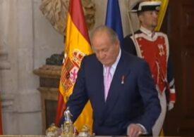 Regele emerit Juan Carlos I pleacă din Spania, din cauza scandalului de corupție în care e implicat