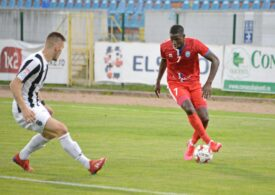 Liga 1: FC Botoșani o depășește pe FCSB în clasament după un meci cu cinci goluri și multe gafe
