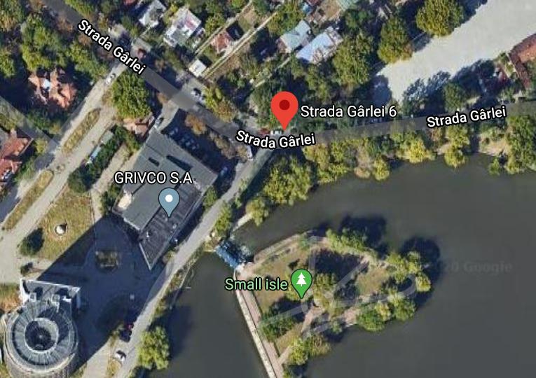 Firea vrea să dea Patriarhiei un teren pe malul lacului Băneasa, o zonă extrem de scumpă, chiar lângă turnul Grivco