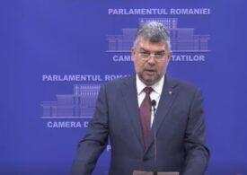 PSD a prezentat moţiunea de cenzură în Parlament. Orban anunță că o atacă la CCR: Eu așa o colecție gogonată de minciuni n-am văzut în 30 de ani!