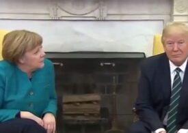 Trump acuză Germania că dă bani Rusiei, deși e restantă la bugetul NATO