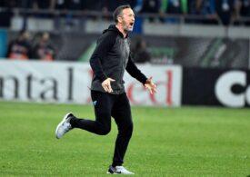 Mihai Stoica a răbufnit după primele 15 minute din meciul lui CFR Cluj: Ce reclamă directorul sportiv al lui FCSB