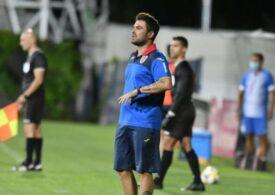 Reacția lui Mutu după victoria categorică a naționalei de tineret a României