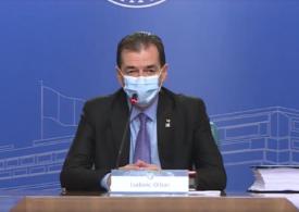 Orban: Avem probleme din cauza unei legi idioate care a fost impusă de PSD. E făcută cu schepsis, să bage în faliment o grămadă de companii