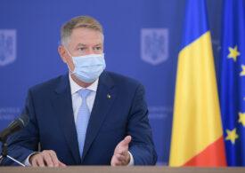 Reacția lui Iohannis după noul record de coronavirus: Purtaţi mască, păstraţi distanţa, ca să scăpăm de epidemie!