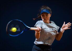 Patricia Țig, eliminată de o favorită de la US Open