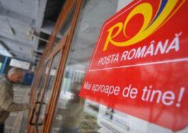 Poşta Română a scăpat de datoriile istorice: A virat ANAF 135 milioane de lei
