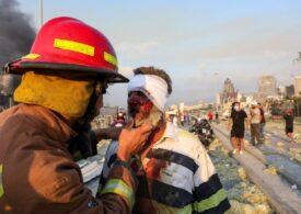România trimite opt tone de materiale medicale să ajute Libanul, după explozia de la Beirut