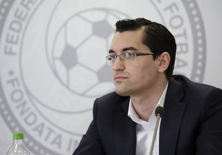 Președintele FRF a anunțat la ce meci ar putea să revină spectatorii pe stadion