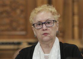 Renate Weber: De când am venit eu la instituţia asta, nu a sunat telefonul. Nu au existat presiuni de vreun fel