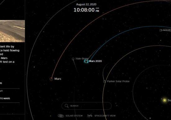 Misiunea NASA către Marte, urmărită în timp real: Cum poți vedea unde a ajuns Perseverance