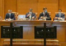 PSD merge înainte cu moțiunea și a convocat și săptămâna viitoare sesiune extraordinară în Parlament