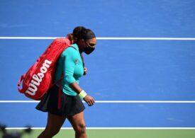 Cum a reacționat Serena Williams când a fost întrebată despre retragere