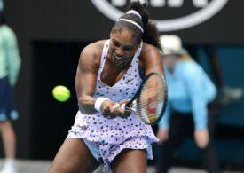 Serena Williams, victorioasă la revenirea în circuitul WTA