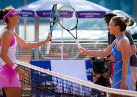 Mesajul Simonei Halep pentru Irina Begu după semifinala de la Praga