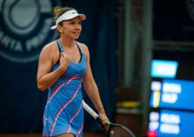 Ce-au declarat Simona Halep și Elise Mertens înaintea finalei de mâine de la Praga