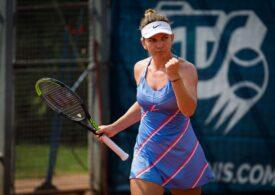 Presa internațională, despre calificarea Simonei Halep în finala turneului de la Praga: Iată ce scriu L'Equipe și WTA