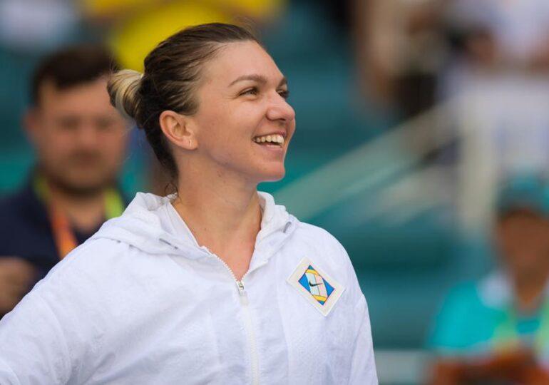 Simona Halep s-a vindecat de Covid-19