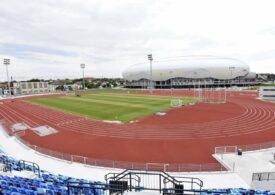 Un nou stadion modern a fost inaugurat în România