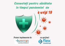 Medicul Virgil Musta a implementat, în premieră în România, un chestionar online legat de COVID. Răspunsul este trimis pe email, însoțit de recomandări