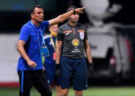 Antrenorul lui FCSB, despre o posibilă revenire a lui Reghecampf la echipa patronată de Gigi Becali