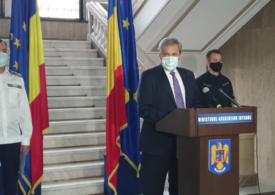 Vela se va lăuda săptămânal cu acţiunile MAI: Suntem o țară sigură... vom reuși să avem o Românie sigură!